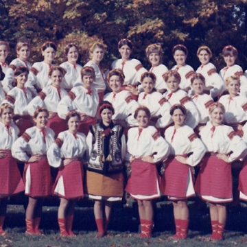 High Park Hutzul costume 1968
