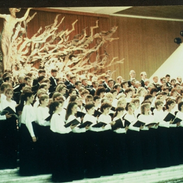 Rome, Concert for Pope Paul II