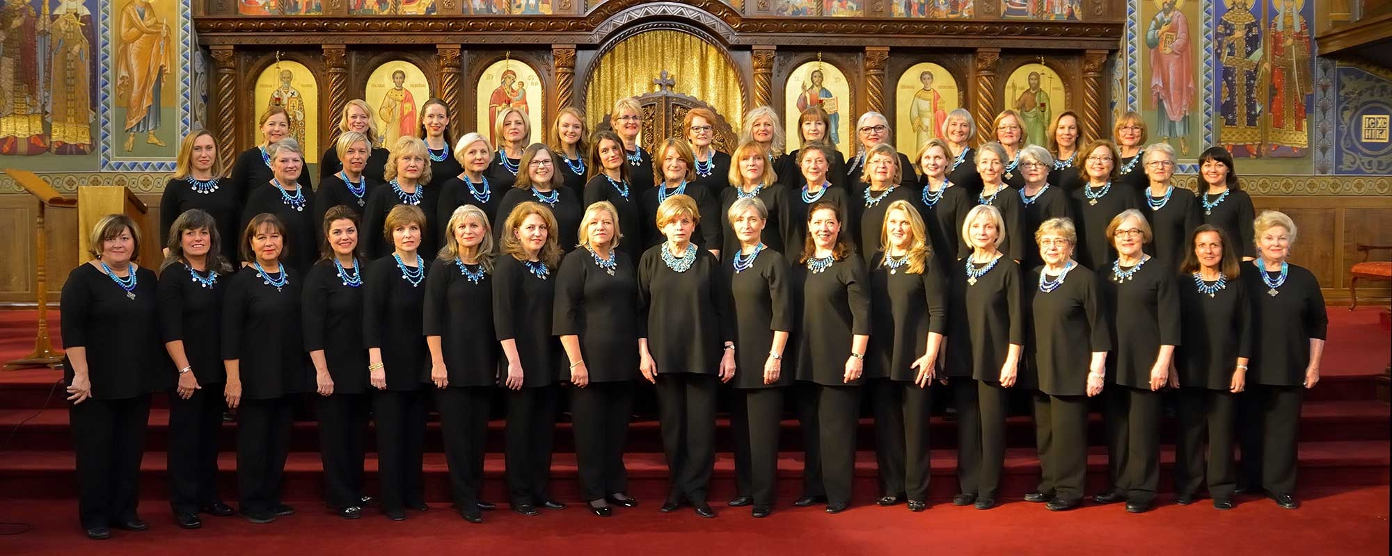 Vesnivka Women's Choir